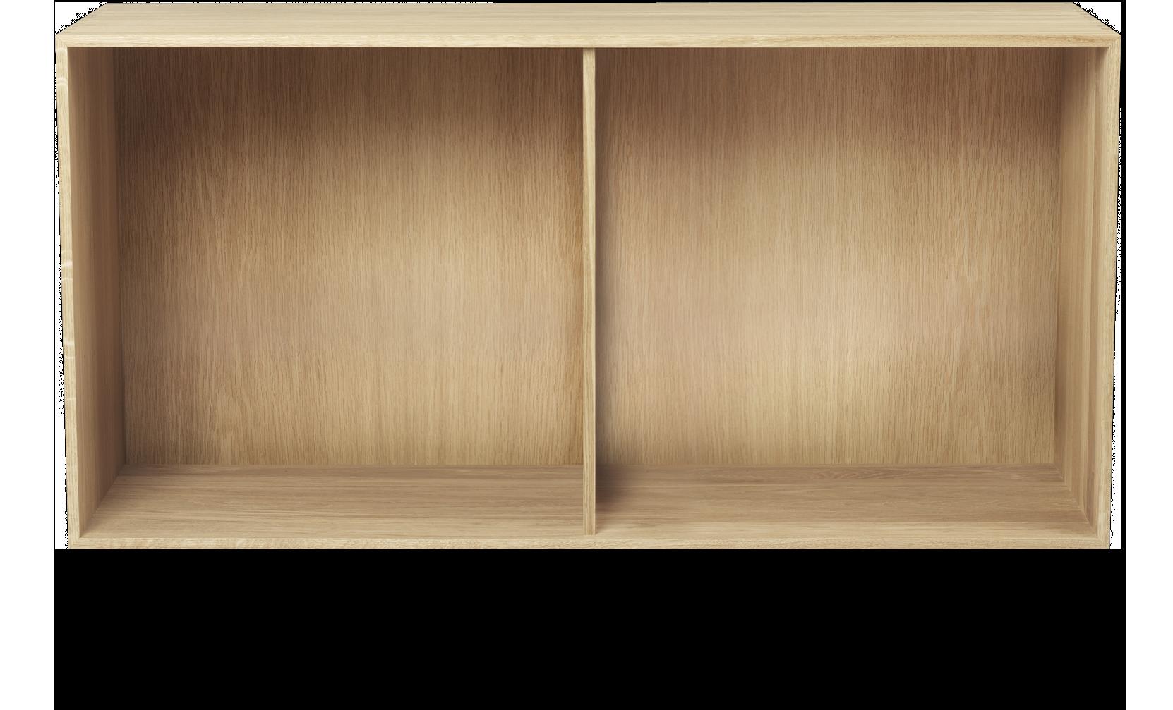 FK63 | Deep bookcase