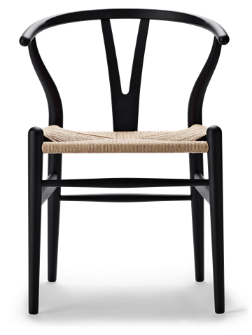 CH24 Soft | Wishbone chair